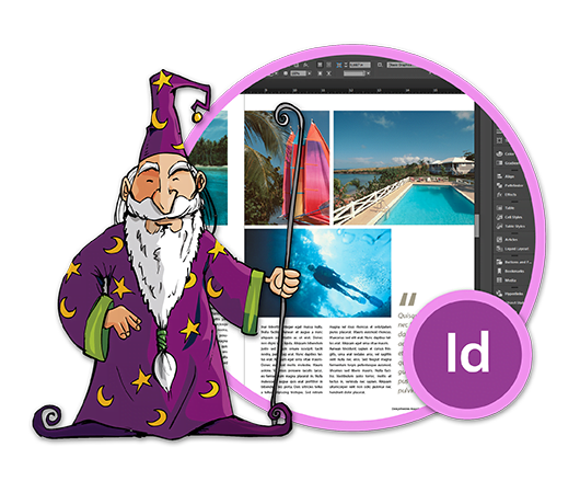 Mixtum InDesign
