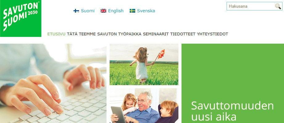Savuton Suomi 2017