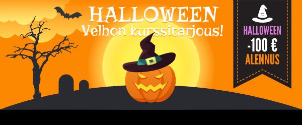 Mixtum Halloween koulutustarjous