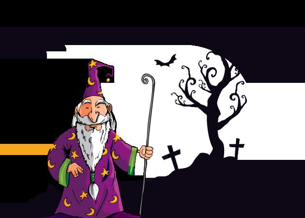 Mixtum toivottaa hyvää Halloweenia!