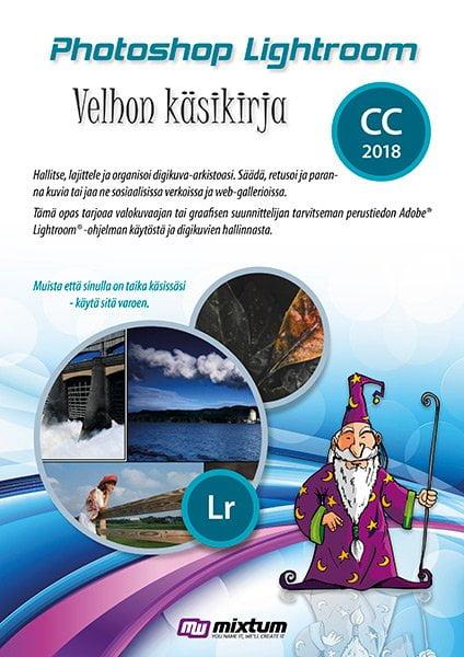 Adobe Lightroom CC 2018 velhon käsikirja