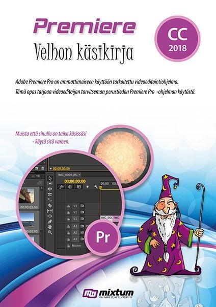 Adobe Premiere Pro velhon käsikirja