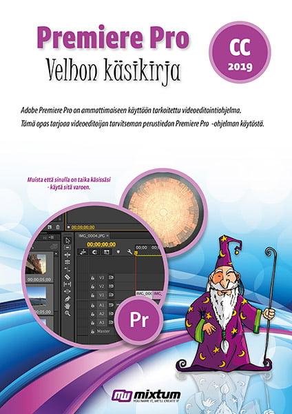 Adobe Premiere Pro CC 2019 velhon käsikirja