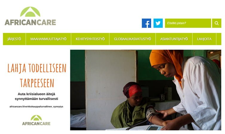 Africancare.fi
