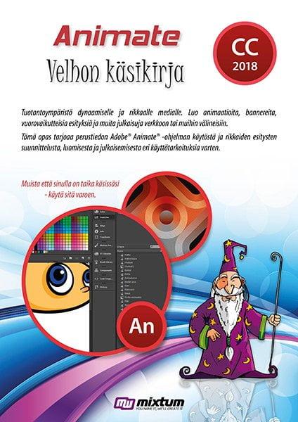 Adobe Animate CC velhon käsikirja