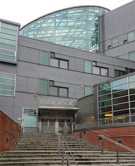 Mixtum koulutuskeskus, Technopolis Innopoli 1, Otaniemi Espoo