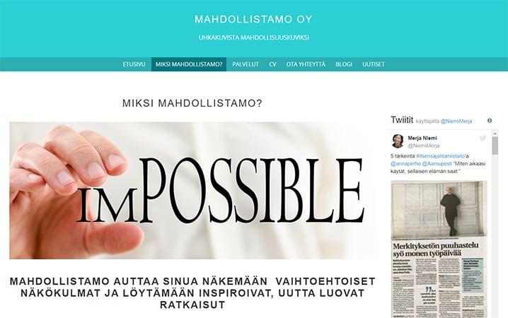 Mahdollistamo.fi