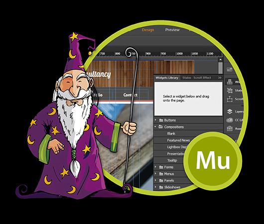 Mixtum Adobe Muse