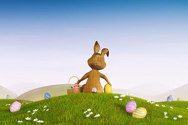 Mixtum toivottaa hyvää pääsiäistä!