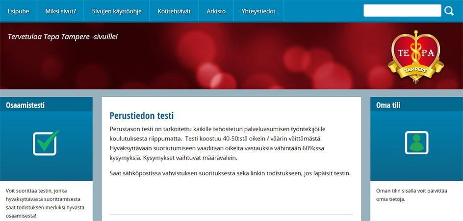 tepatampere.fi