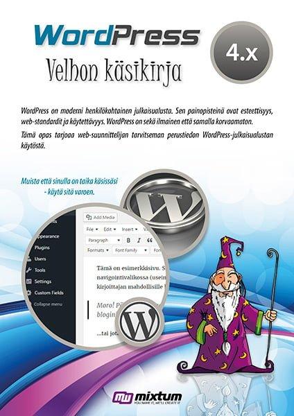 WordPress 4.x velhon käsikirja