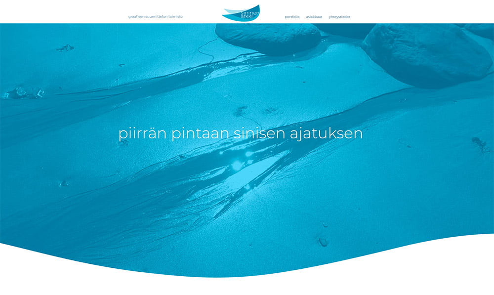 Sininen arkki
