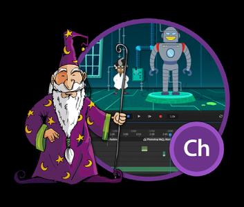 Character Animator -harjoittelija