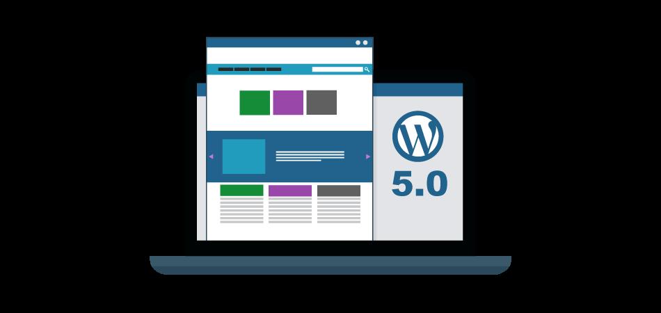 WordPress 5 uudet ominaisuudet