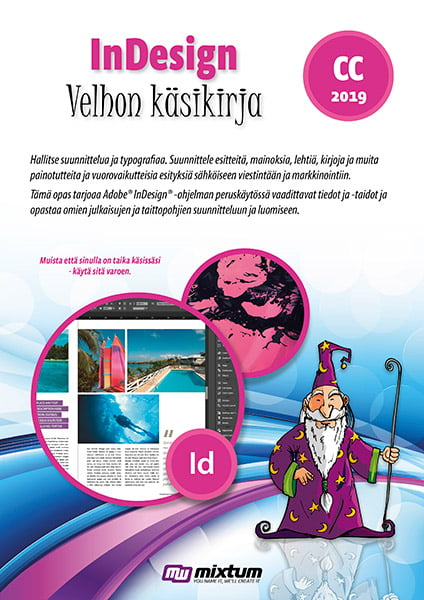 indesign opas