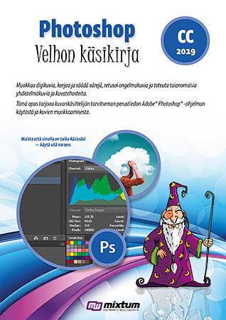 Adobe Photoshop CC 2019 -velhon käsikirja