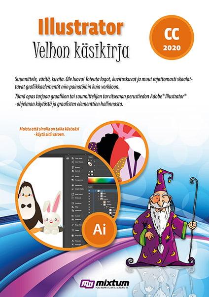 Adobe Illustrator CC 2020 velhon käsikirja