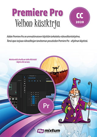 Adobe Premiere Pro CC 2020 velhon käsikirja