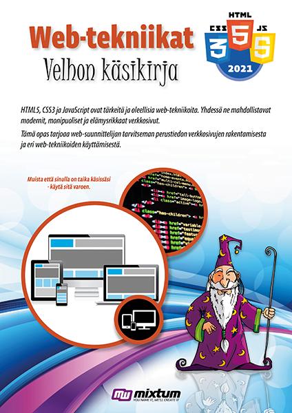 Web-tekniikat velhon käsikirja 2021